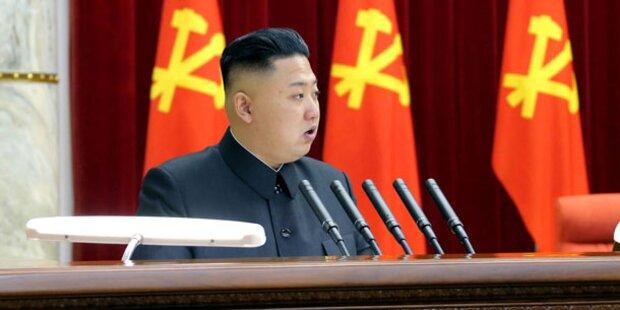 Kim fordert Aufhebung von UNO-Sanktionen