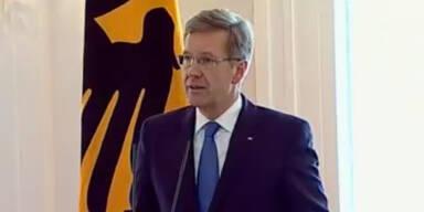 Rücktrittsrede des deutschen Präsidenten