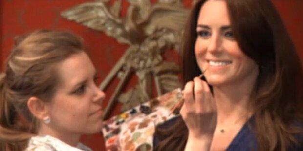 Wachs-Kate zieht bei Madame Tussauds ein