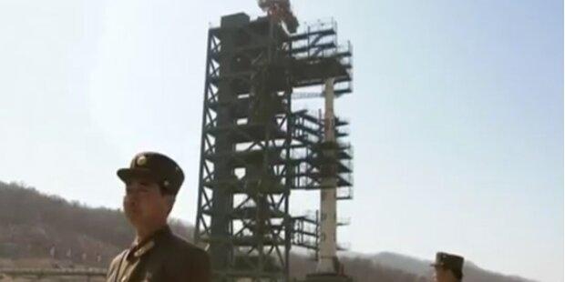Nordkorea bereitet Atomwaffentest vor