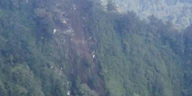 Russischer Super-Jet an Vulkan zerschellt
