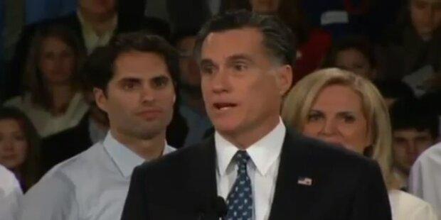 Romney gewinnt US Vorwahlen deutlich