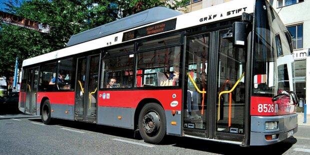 Rührende Aktion von Wiener Busfahrer