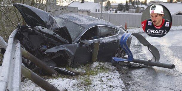 Ross Hill Autounfall