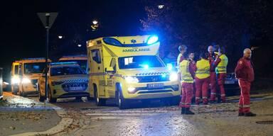 Bogenschütze tötete mehrere Menschen in Norwegen