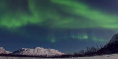 Wundervoll: Aufnahmen des Polarlichtes