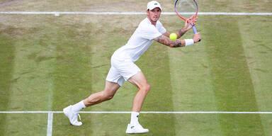 Novak zum Wimbledon-Auftakt gegen Amerikaner