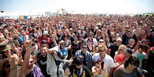 Tickets für Nova Rock 2012 gewinnen