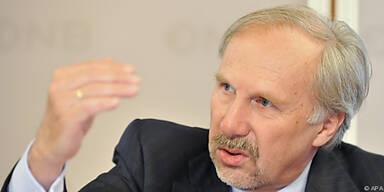 Nowotny sieht keine Inflationsgefahr