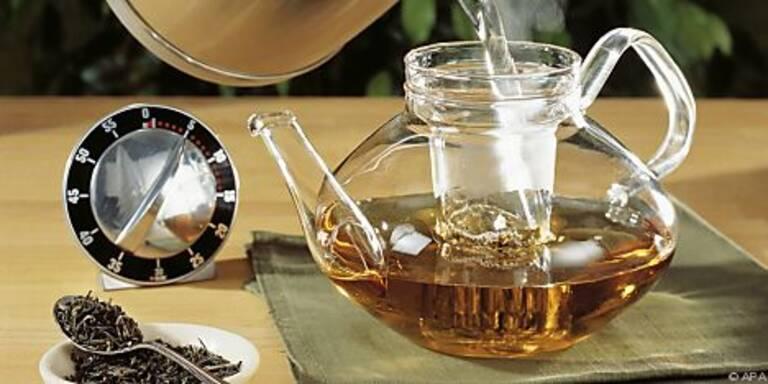 Nur wer selbst Tee macht, weiß, ob Zucker drin ist