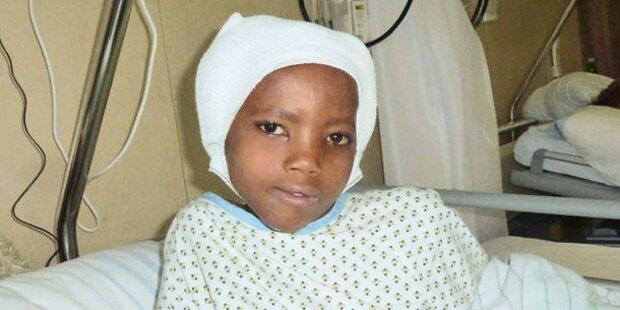 Ärzte retten Nuru