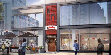 Süßer Traum!: Hier eröffnet das weltweit erste Nutella-Restaurant