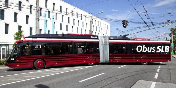 Neue O-Busse für die Stadt