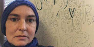 Popstar Sinead O'Connor tritt zum Islam über