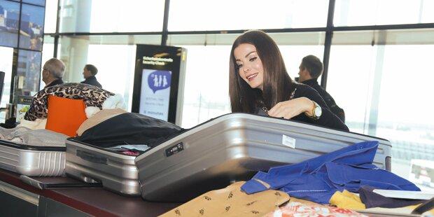 Stamboli: Panne am Flughafen