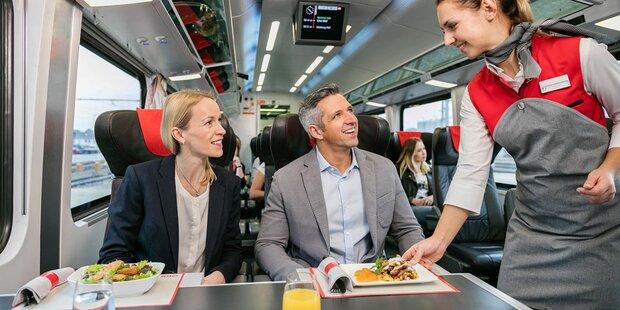 Passagierrekord für heimische Bahnen