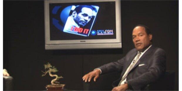 Erneut heftiger Streit um O.J. Simpson-Buch