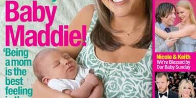Das erste Foto von Jamie Lynn Spears Baby Maddie
