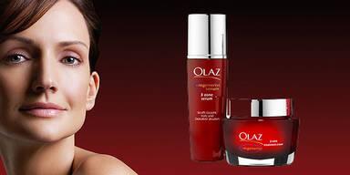OLAZ Regenerist 3 Zone Serum testen gewinnen