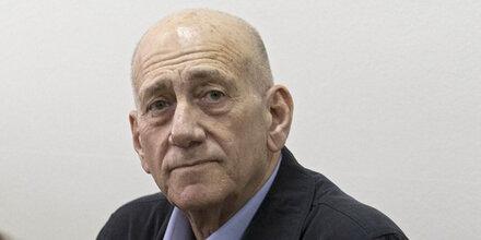 Israels Ex-Premier Olmert muss ins Gefängnis