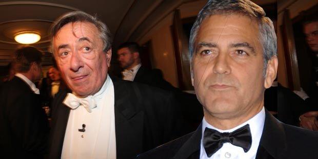Opernball: Lugner lehnte Clooney ab