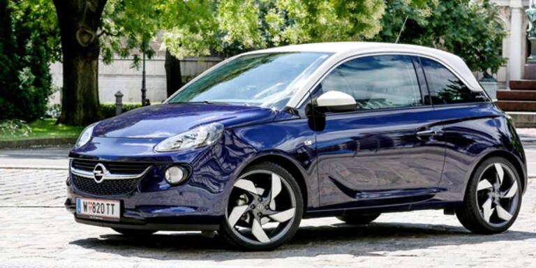 Opel Adam Jam 1,4 im Test