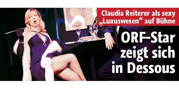 ORF-Star zeigt sich in Dessous