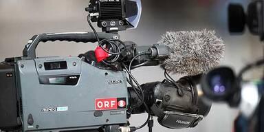 ORF will neue Kameras um 2,6 Mio Euro