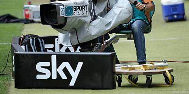 Bundesliga vergab TV-Rechte an Sky