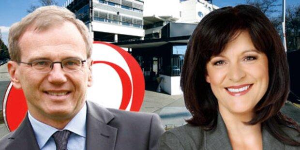 ORF-Stars: Duell um Top-Job