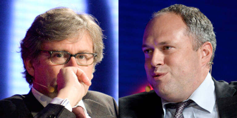 ORF-Doppelspitze: Karte im Koalitionskrimi