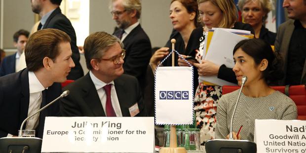 OSZE Terrorkonferenz