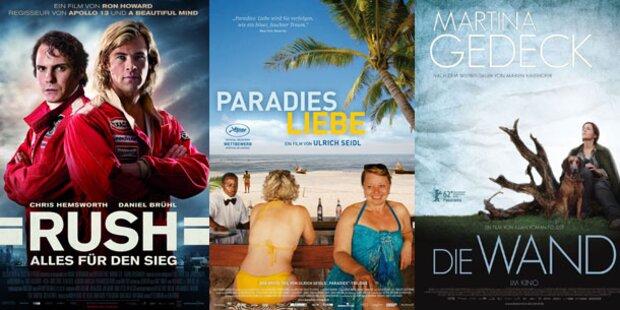 Österreich mit drei Filmen im Oscar-Rennen