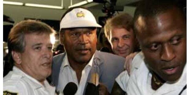 O.J. Simpson gegen Kaution freigelassen