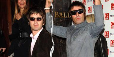 Oasis: Noel und Liam Gallagher