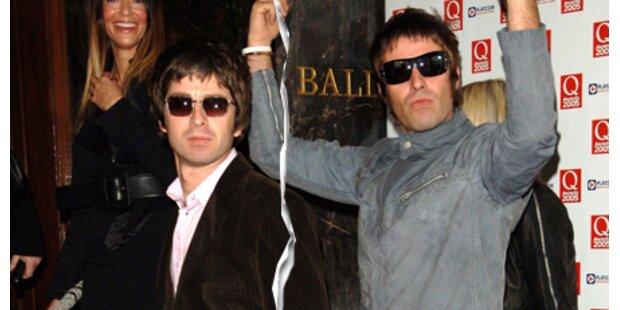 Split wegen Oasis-Tochter