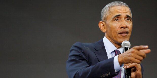 Obama warnte Facebook vor russischen Manipulationen