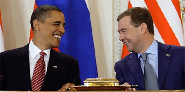 Moskau droht mit Ausstieg aus Abrüstung