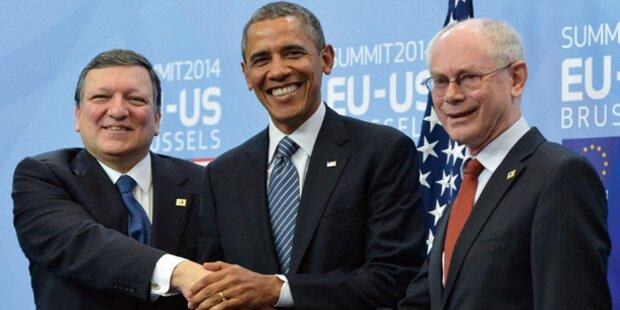 Obamas Sicherheit kostet EU 10 Mio.€ pro Tag
