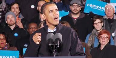 "Obama: ""Stoppen Sie diese Farce"""