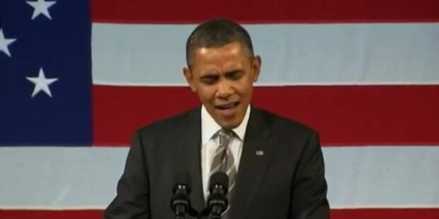 Präsident Barack Obama singt Al Green