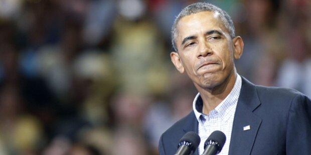 Obama: Der einsamste Mann der Welt...
