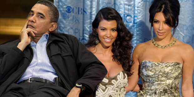 Barack Obama mag Kardashians nicht