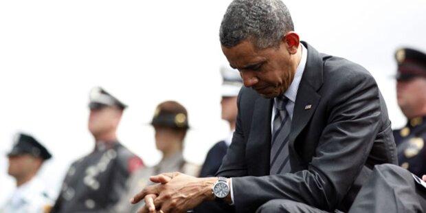 Obamas Schlingerkurs gefährdet Wiederwahl