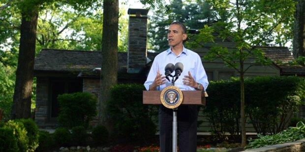 Obama: Eurozone bedroht Weltwirtschaft