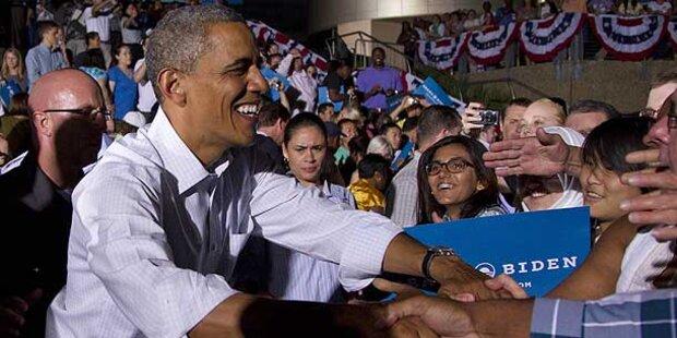 Verfügt Obamas Team über Bombe gegen Rivalen Romney?