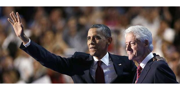 Hollywoodstars unterstützen Obama