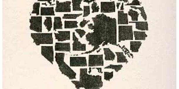 Neue Landkarte für die USA