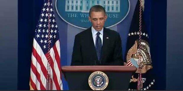 Obama: Boston-Anschlag war ein Terrorakt