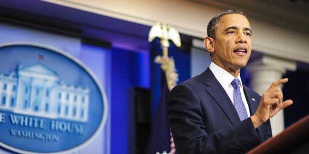 USA: Absturz verschoben